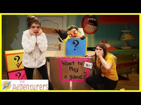 Xxx Mp4 VILLAINS 3 Hello Neighbor Takes Over The Game That YouTub3 Family I The Adventurers 3gp Sex