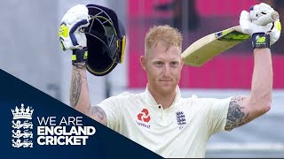 Sublime Stokes Century Halts Revitalised Windies - England v West Indies 2nd Test Day One 2017