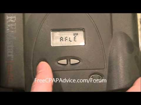 Respironics RemStar Pro Auto Pressure Change Clinicians Menu Free CPAP Advice