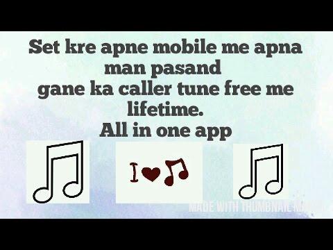 TECH Gen #02 - Free me apna favorite caller tune set kre daily