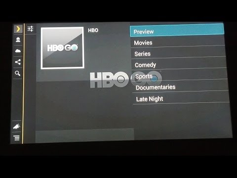 HBO Go on Amazon Fire TV