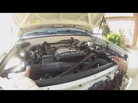 2004 Toyota Sequoia Transmission Fluid Change, Jeep Brake Light Change & Cleaning My Stihl Chainsaw