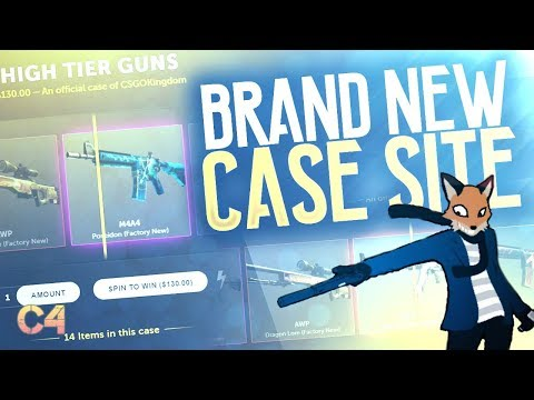 ^^ HAPPY NEW YEAR 2018 !! ^^:)FREE 60% PDN ^Chance^ SPIN | CS:GO 👑KINGDOM (CASE OPENING SITE)