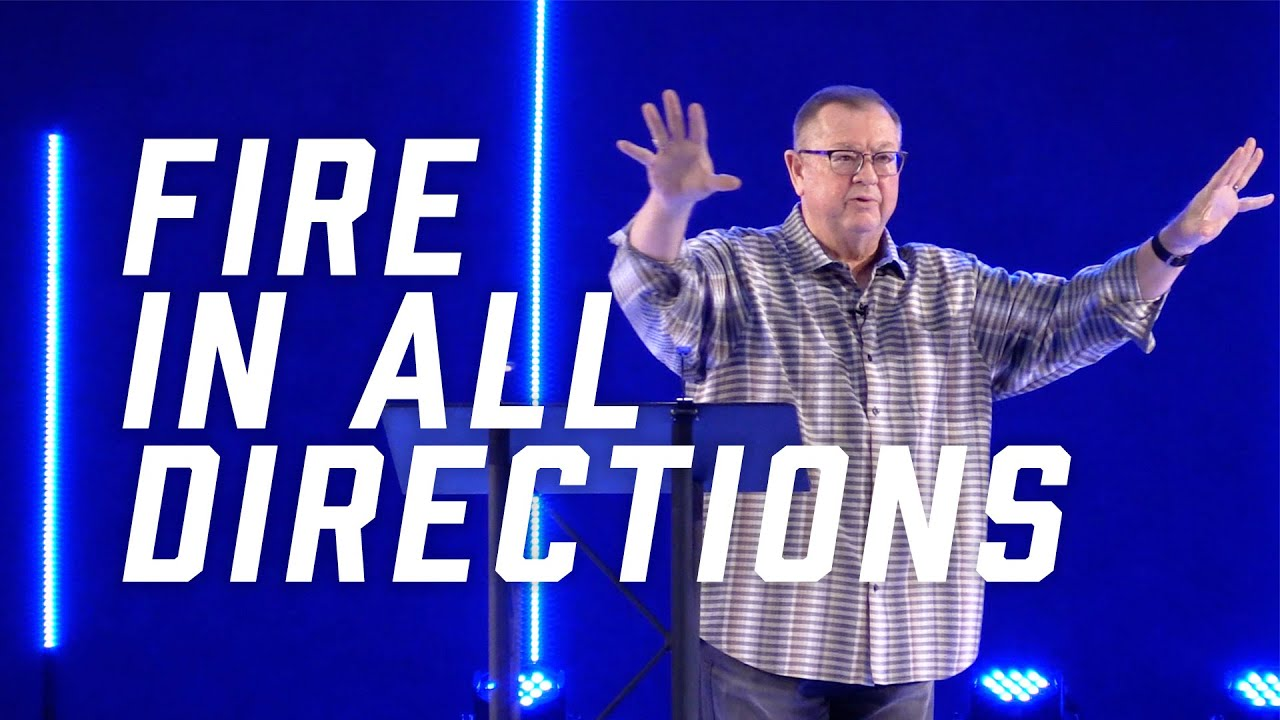 Fire in all Directions | Tim Sheets