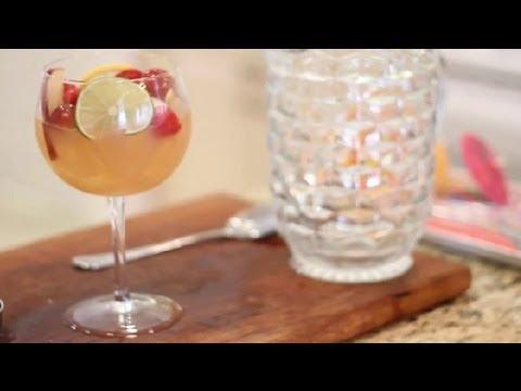 How to Make Non-Alcoholic Berry Sangria : Virgin & Non-Alcoholic Drink Recipes