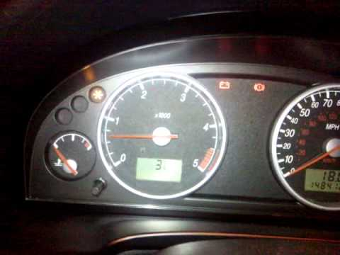 Ford Mondeo MK3 2.0 tdci faulty temp sensor engine rev issue