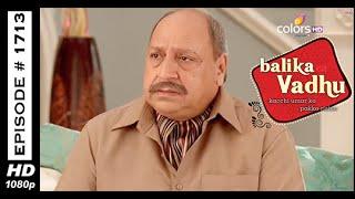Balika Vadhu - बालिका वधु - 15th January 2015 - Full Episode (HD)