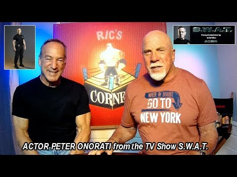 Peter Onorati   Actor Bodybuilder TV SWAT - and many more TV shows