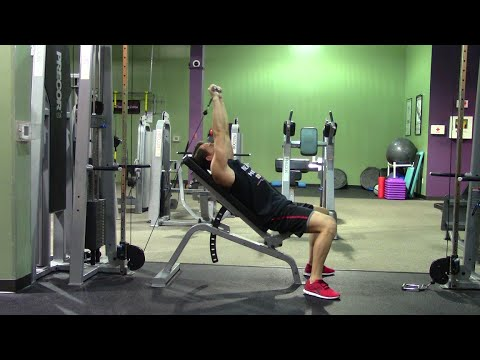 Pumping Arm Workout in the Gym - HASfit Arm Exercises for Biceps and Triceps - Arm Workouts