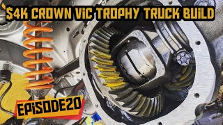 $4k Crown Vic Trophy Truck Build (Episode 20)