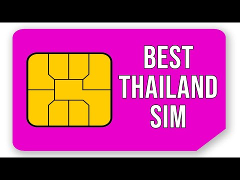 The Best Tourist Sim Card In Thailand
