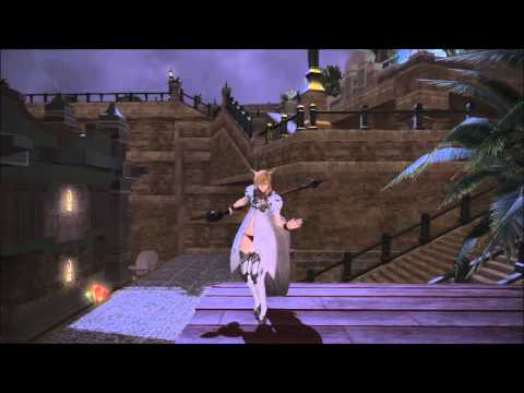 Final fantasy XIV - All classes and jobs