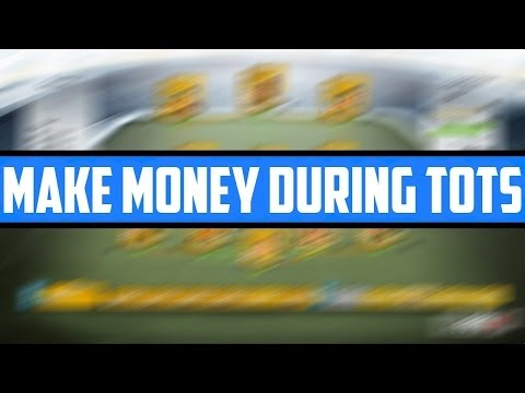FIFA 14: How to make money during Team of the Season (EASY TUTORIAL)
