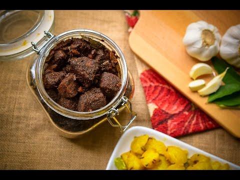 Fish Pickle, Meen Achar - Kothamally