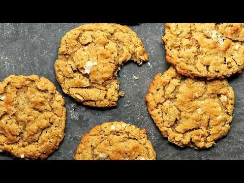 How to Make Peanut Butter Oatmeal Cookies