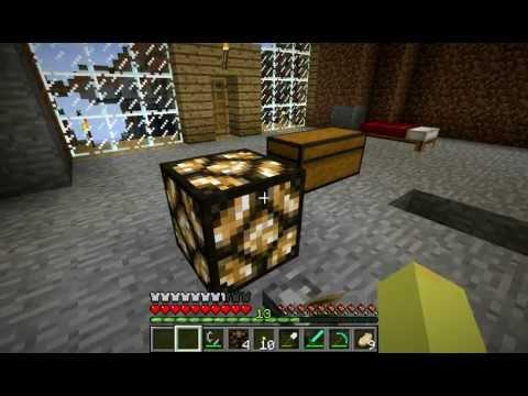 How to make Redstone Lantern in Minecraft 1.2