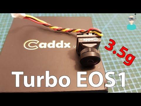 Caddx Turbo EOS1 1200TVL Nano FPV Camera