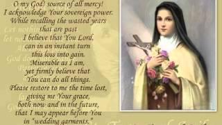 Download Novena to St Teresa of Avila Video