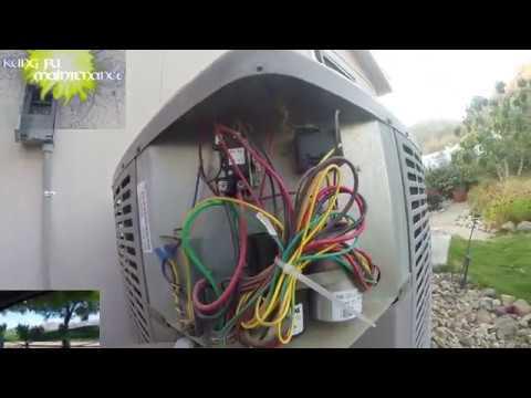 Air Conditioner Pros Plus Cons Of Single Pole Contactor Versus Double Pole Contactor Relay