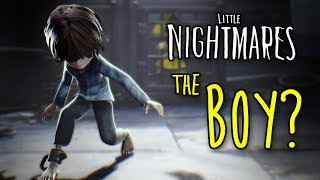 WHO IS THE BOY? - Little Nightmares   Theories + DLC