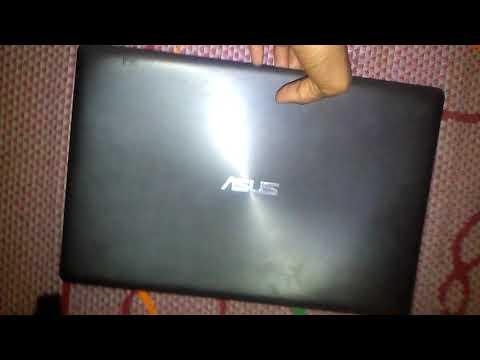 Asus laptop my name is hani