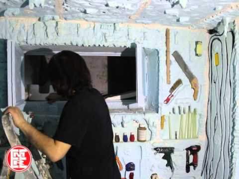 how to paint window part2