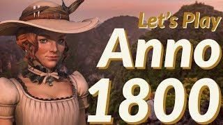 Anno 1800 Let's Play Gameplay Deutsch German #1