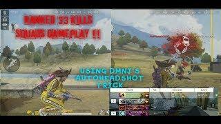 Free Fire Ranked 15 Kills Solo Vs Squad Gameplay Insane Headshots