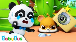 Little Panda Rescues Whiskers | Magical Chinese Characters | Baby Panda