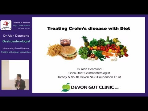 What is the best diet for Crohn's disease?