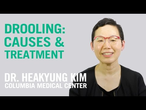 Drooling: Causes & Treatment