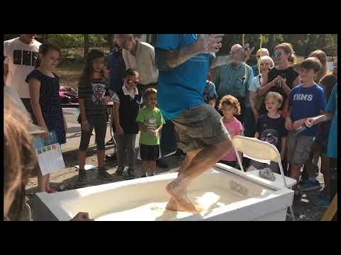 Dancing in a Bathtub Full of Cornstarch