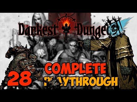 Darkest Dungeon Complete Playthrough - Ep 28 - Darkest Dungeon Crimson Court Complete Playthrough