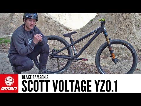 Blake Samson's Scott Voltage YZ0.1 | GMBN Pro Bikes