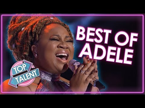 BEST OF ADELE on Got Talent, X Factor and Idols! | Top Talent