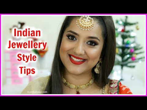 What type of necklaces to style with different Indian outfits | Ethnic Jewellery Style