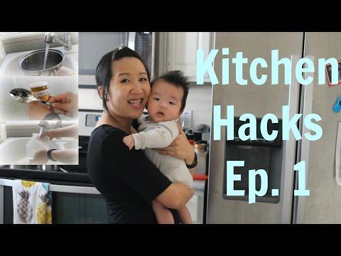 Kitchen Hacks Ep.1 - Cooking, Baking, Kitchen, Food Tips & Tricks