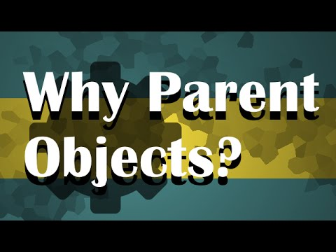 [GameMaker Tutorial] Why Parent Objects?