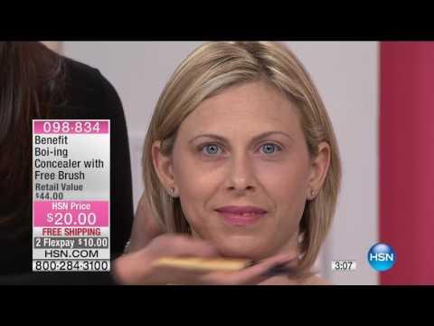 HSN   Benefit Cosmetics 02.15.2017 - 10 AM