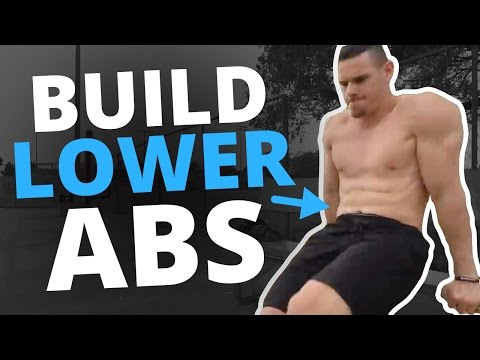 Why You Don't Have Lower Abs!