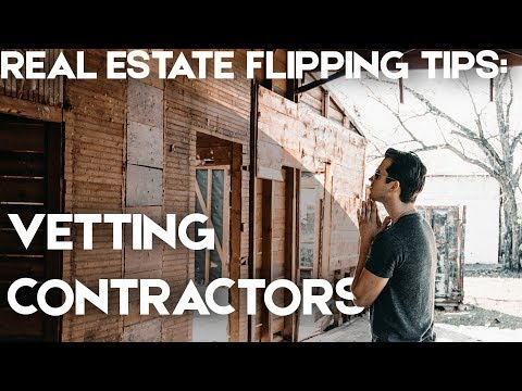 House Flipping Tips: How To Build A World Class Construction Team