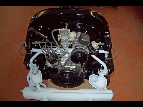 1965 VW Beetle Restroration part 8
