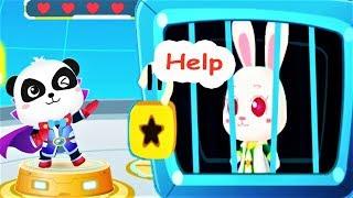Baby Panda Superheroes - Play Kids Hero Battle To Save The World - Fun Baby Games