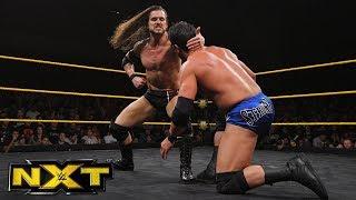 Roderick Strong vs. Adam Cole: WWE NXT, Nov. 8, 2017