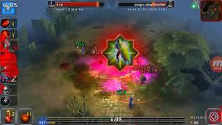 Eternium - Final Boss Battle   The Crucible of Mawrth
