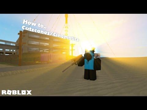 How to make Cutscenes/PF Cinematics | ROBLOX