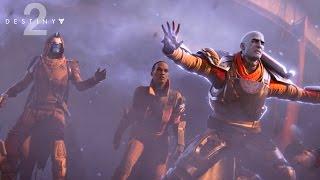 """Destiny2 Gameplay - Presentación de la misión """"La bienvenida"""" [ES]"""