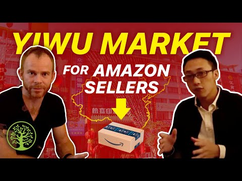 Interview with a Chinese sourcing expert in Yiwu, China for Amazon sellers