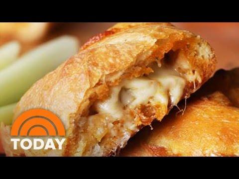 Quick, Delicious Buffalo Chicken Calzones: Al Roker Shares The Recipe   TODAY