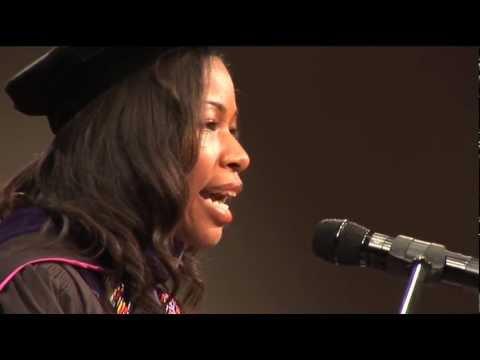 North Carolina Central University - School of Law - Commencement 2012 - Sharika Robinson